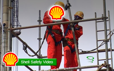 new shell safety video