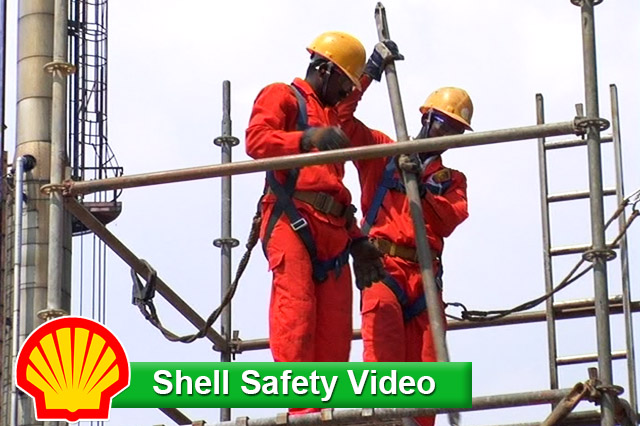 shell safety video